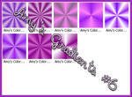 Purple Gradients for PSP9