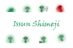 Issun Shimeji by LunaticMao