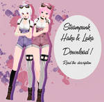 .: Steampunk Haku and Luka :. DOWNLOAD