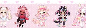 Harajuku Cuties* [CLOSED]
