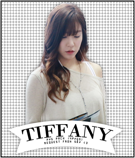 [PNG Pack] Tiffany (Req from Sun) by sUJiRim