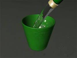 Realflow Cup Fill-Up