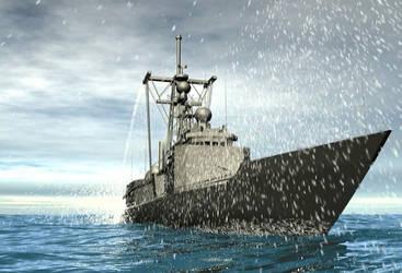 Ship Emerge