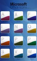 Microsoft Office Dock Icons