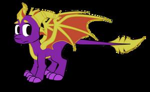 chibi Spyro animation