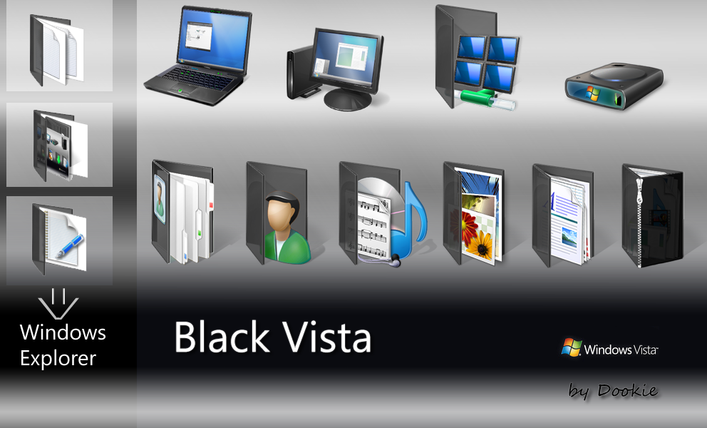 Black Vista by DookieBR