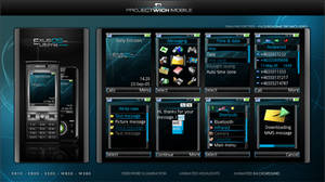 Exus OSm Ultima - Sapphire