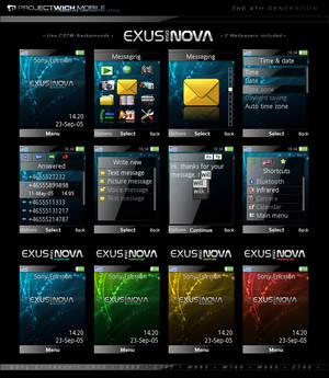 Exus OSm NOVA - 320-4x