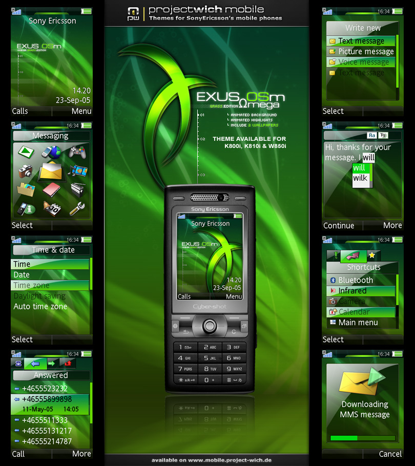 Mobile theme maker software download