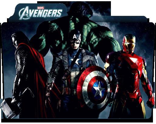 Marvel's The Avengers Folder Icon by jesusofsuburbiaTR on DeviantArt