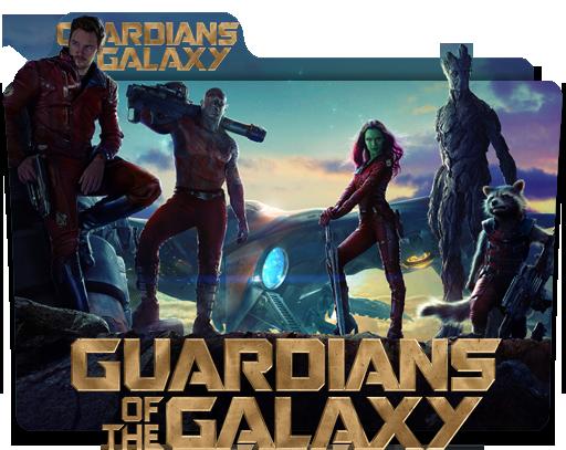 Guardians Of The Galaxy Folder Icon 2 By Jesusofsuburbiatr On Deviantart