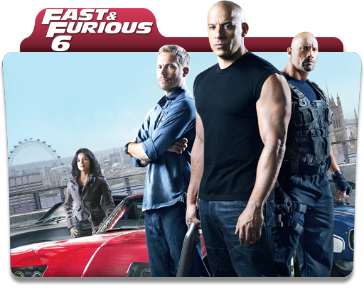 Fast And Furious 6 2013 By Jesusofsuburbiatr On Deviantart