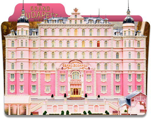 Grand Budapest Hotel Wallpaper: The Grand Budapest Hotel Folder Icon By JesusofsuburbiaTR