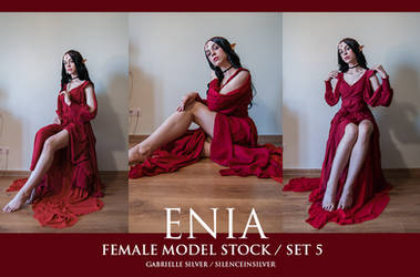 ENIA - Stock Pack 5 by SilenceInSilver