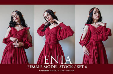 ENIA - Stock Pack 6 by SilenceInSilver