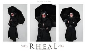 Rheal - Female Stock Pack
