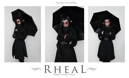 Rheal - Female Stock Pack by SilenceInSilver