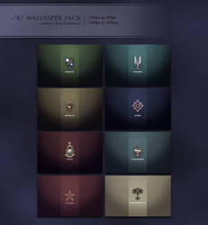 Military-themed Wallpaper Pack by Hofodomo