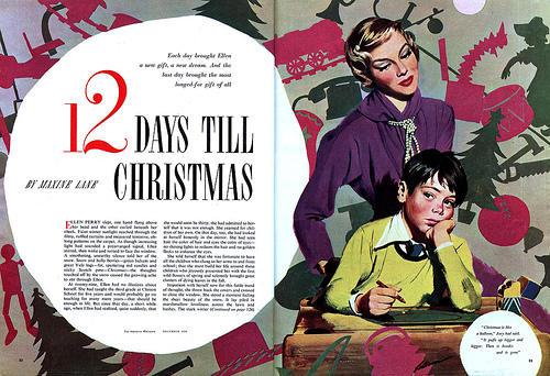 12 days till x mas by dreamdaywirter on deviantart - 12 Days Till Christmas