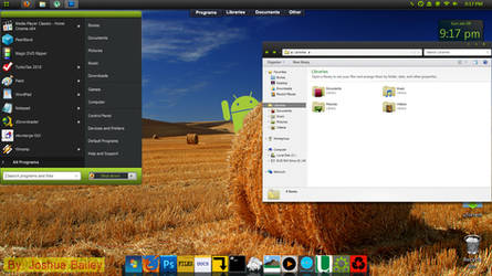 Windroid 7-Android Windows7 V3 by oldblueeyes182