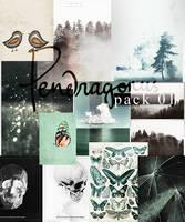 PENDRAGONUS Texture Pack 01 by VMari