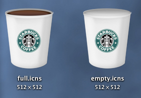 UPDATE 1.1 Starbucks Trash by RedBarchetta14