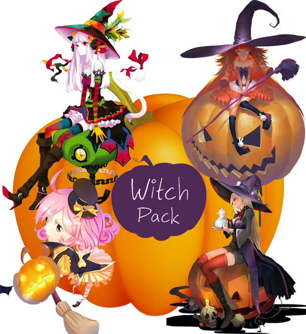Witch Pack