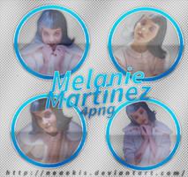 Melanie Martinez png pack by neaekis