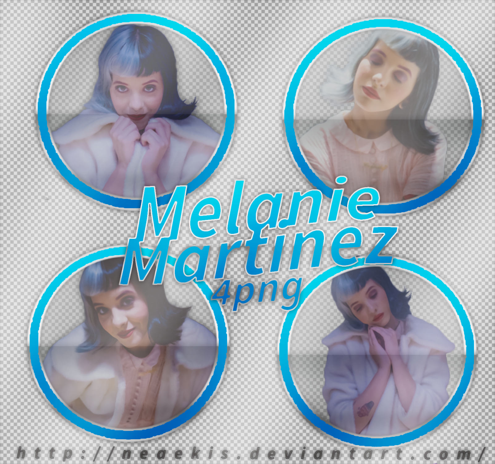 Melanie Martinez png pack by neaekis