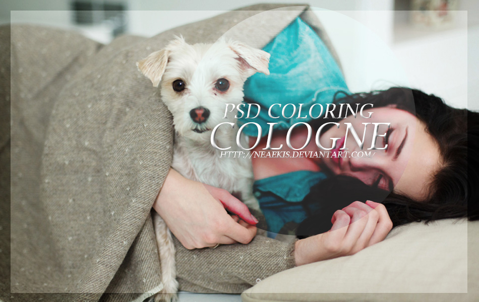 PSD COLORING / COLOGNE 5# by neaekis