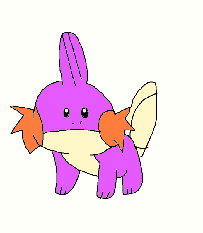 Shiny+Mudkip Shiny Mudkip by growlithe-and-vulpix on deviantART