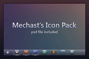 Mechast's Icon Pack