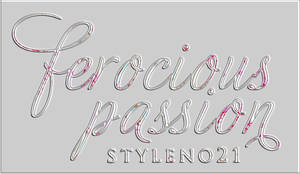 SophyFerociousPassion StyleNo21