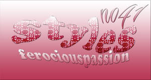 SophyFerociousPassionNo41