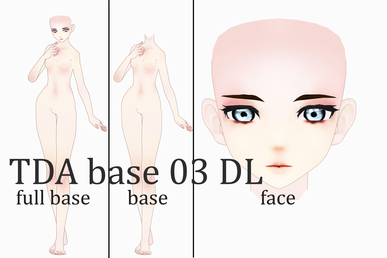 (3D) TDA 03  full base+base+face v2 DL