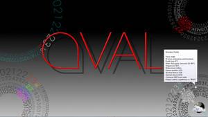 OVAL_2 Rainmeter