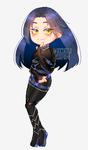 [BNHA OC] - Glitter Pixeldoll by megu--san