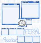 Blank Application Sheet