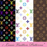 Louis Vuitton Patterns