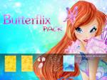 Winx 7: Butterflix Pack