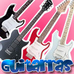 Guitarras .png by coffeesweet16