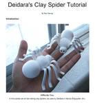 Naruto: Clay spider tutorial
