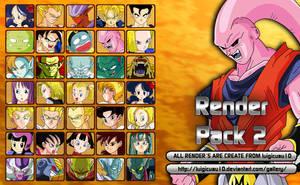 Luigicuau Render Pack 2 by luigicuau10