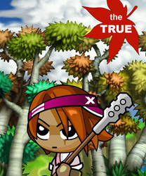 The True Maple Story by cirrusepix