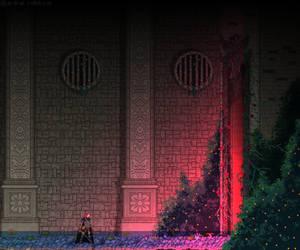 Dungeon exploration - pixel art