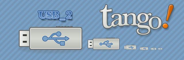 Tango USB Flash by vicing