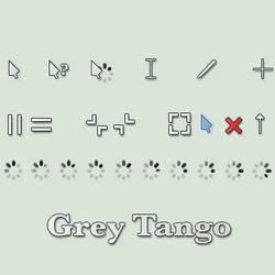Grey Tango Cursor