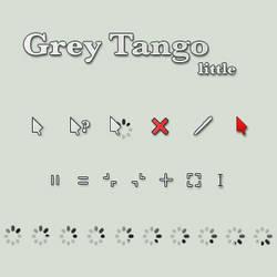 Grey Tango Cursor little