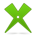 Xion Tango Icon Green by vicing