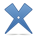 Xion Tango Icon Blue by vicing